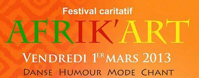 Festival afrik art