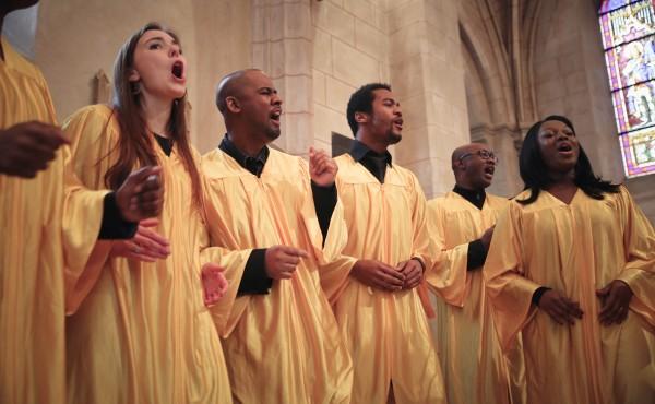 une chorale gospel pour votre mariage - Chorale Gospel Pour Mariage