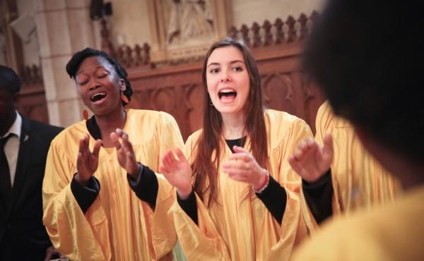 chorale gospel mariage voice2gether - Chorale Gospel Pour Mariage
