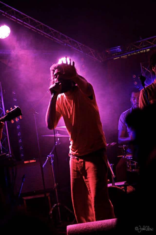 Jacko with Bambool, artiste reggae dub uk
