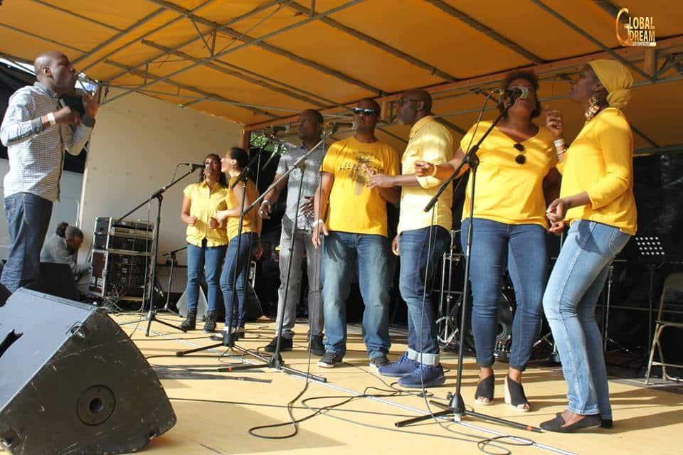 fête de la musique gospel VOICE2GETHER