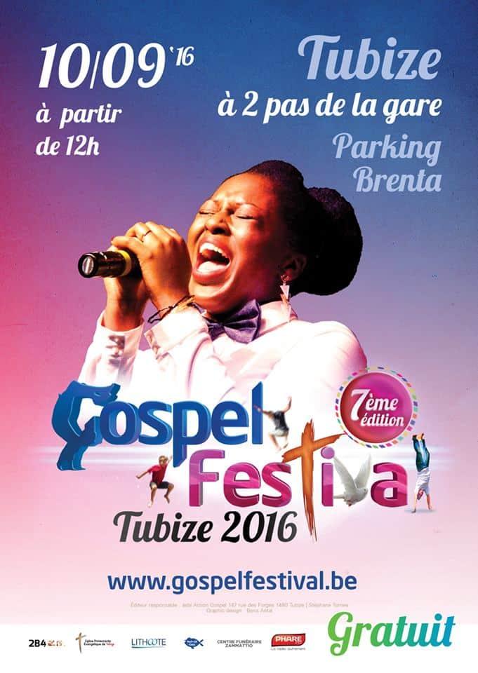 festival gospel de tubize VOICE2GETHER