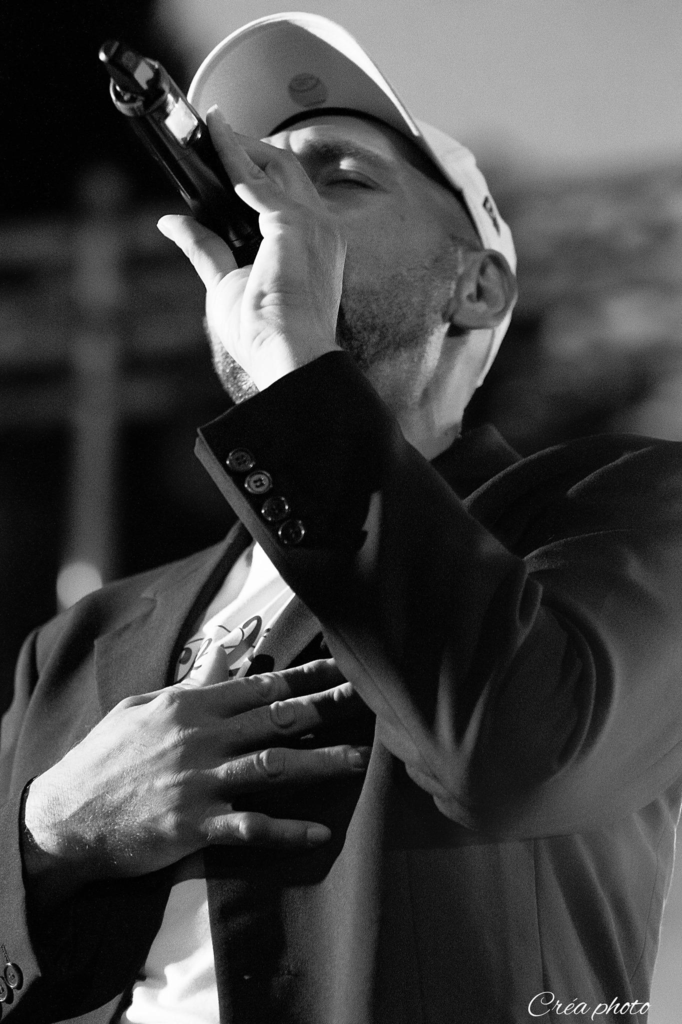 Voice2gether: la chorale et groupe de gospel à Paris. Marco, un ténor talenteux.