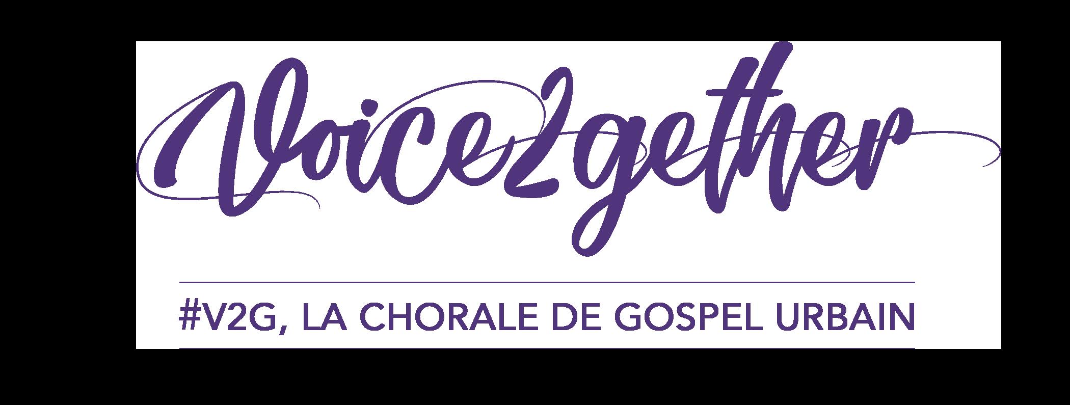 voice2gether la chorale de gospel urbain